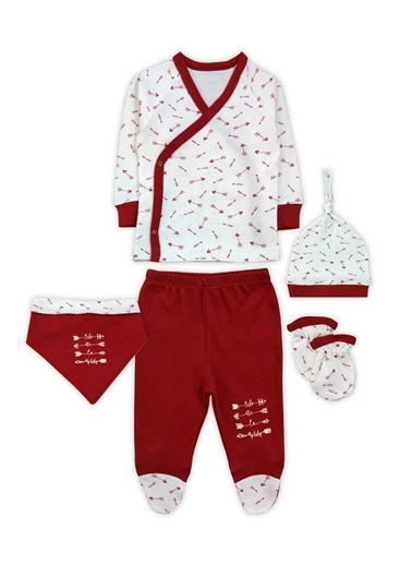 By Leyal For Kids Bebek Seti Bordo